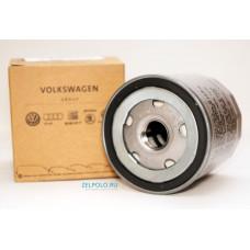 Фильтр масляный для VW Polo седан (Двигатель CWVA, CWVB 1,6 (90 л.с., 110 л.с.)) VAG 04E115561H