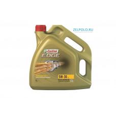 Масло моторное синтетическое Castrol EDGE 5W-30 Long Life (4 л.)