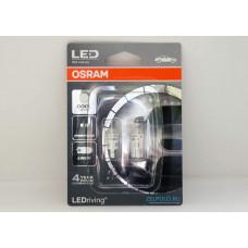 Лампа светодиодная OSRAM LED Retrofit 12V (5W) W5W 6000K блистер (Комплект - 2шт)