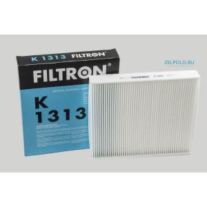 Фильтр салонный VW Polo седан, FILTRON K1313