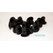 Распорная клипса крепления переднего подкрылка, VAG N90833801