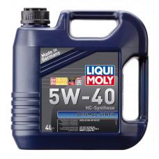 Масло моторное синтетическое Liqui Moly Optimal Synth 5W-40 (4л.) 3926